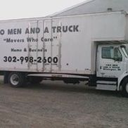Two Men And A Truck® / Delaware North, Wilmington DE