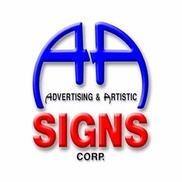 A & A Signs Corp., Richmond Hill NY