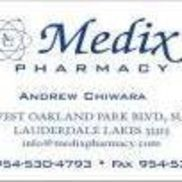 Medix Pharmacy, Lauderdale Lakes FL