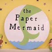 The Paper Mermaid, Rockport MA