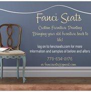 Fanci Seats Custom Furniture Painting, Staining and Restoration, Suwanee GA