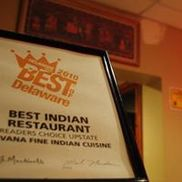Nirvana FINE Indian Cuisine, Wilmington DE