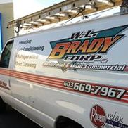 WL Brady Corp, Manchester NH