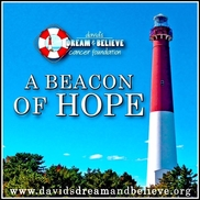 David's Dream & Believe Cancer Foundation, Manahawkin NJ