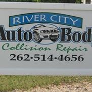 River City Auto Body, Waterford WI