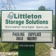 Littleton Storage Solutions, Littleton MA