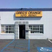 Greg's Orange Automotive, Orange CA