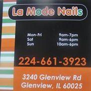 La Mode Nails Glenview, Glenview IL