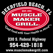 "Muscle Maker Grill of Deerfield Beach    ""Great Food With Your Health in Mind"", Deerfield Beach FL"
