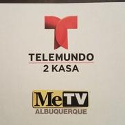 Telemundo 2 KASA & MeTV NM, Albuquerque NM