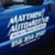 Matthey Automotive, Inc., Collingswood NJ
