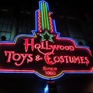 Hollywood Toys and Costumes, Los Angeles CA