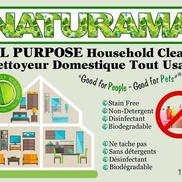 Naturama Cleaning Products, Calgary AB