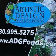 Artistic Design Garden Ponds, Lombard IL
