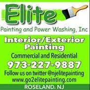 Elite Painting & Powerwashing Inc., Roseland NJ
