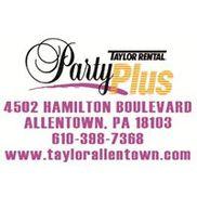 Taylor Rental Party Plus, Allentown PA