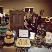 Sugar Cubed cake creations, Sandy OR