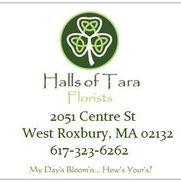 Halls of Tara Florist, West Roxbury MA