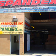 Spandex Warehouse, Los Angeles CA