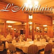 L'Antillaise Restaurant at Franklin Caterers, Franklin Square NY