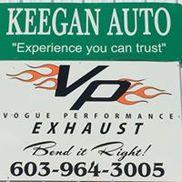 Keegan Auto, North Hampton NH
