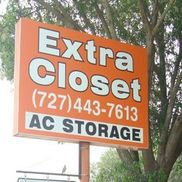 Extra Closet Storage Facility, Clearwater FL