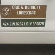 ERIC S. BENNETT, Inglewood CA