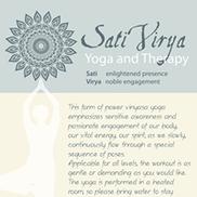 Sati Virya Yoga & Therapy, Rochester NY