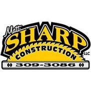 Sharp Roofing & Construction, Webster NY