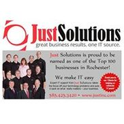 JUST SOLUTIONS, Fairport NY