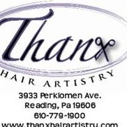 Thanx Hair Artistry, Reading PA
