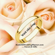 With This Ring Wedding Favors and Gifts, Rock Hill SC