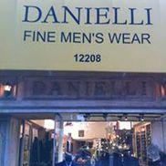 Danielli fine men's wear, Studio City CA