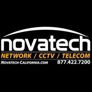 NovaTech Network Wiring & Video Surveillance Solutions, Irvine CA