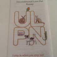 Unconditional Love Pet Nanny, Los Angeles CA