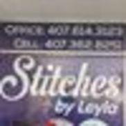 STITCHES BY LEYLA LLC, Winter Garden FL