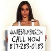 HEB PLUMBING .com, Bedford TX