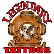 Legendary Tattoos, Tarpon Springs FL