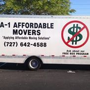 A-1 Affordable Movers, Tarpon Springs FL