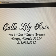 Calla Lily Rose Boutique, Tampa FL
