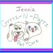 Jenn'z Grrrz N Purrz Pet Care, Clarksville IN