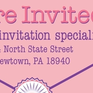 You Are Invited, LLC, Newtown PA