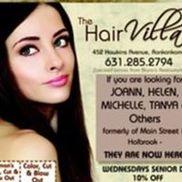 The Hair Villa, Ronkonkoma NY