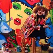 Christina De Musée - Cutting Edge Art, Palm Desert CA