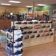 Dancey's Comfort Footwear, Boone NC
