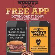 Woody's Bar-B-Q Powers, Jacksonville FL