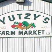 Yutzy's Farm Market, Plain City OH