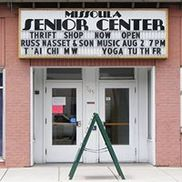 Missoula Senior Center, Missoula MT