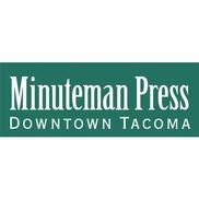 Minuteman Press - Downtown Tacoma, Tacoma WA