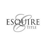 Esquire Title Service, LLC, Saint Paul MN
